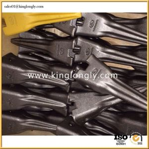 Construction Machinery Steel Forging Bucket Teeth Not Casting for Excavator and Loader pictures & photos