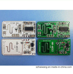 Ultra-Thin Microwave Motion Sensor Module Adjust Distance Deleay Time Hw-Ms03 pictures & photos