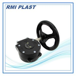 Aluminium Alloy Gearbox for Valves pictures & photos