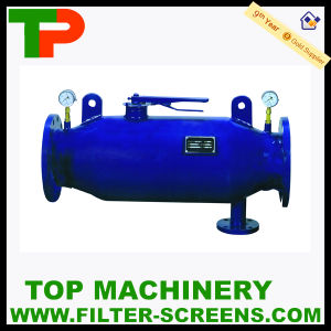 High Precision Automatic Back-Flushing Water Treatment Filter pictures & photos