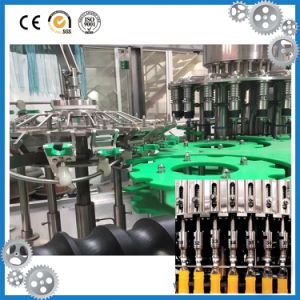 Factory Price Automatic Glass Bottle Juice Filling Machine Juice Bottling Machine pictures & photos