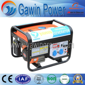Good Quality Portable Gasoline Generator with Four Strokes pictures & photos
