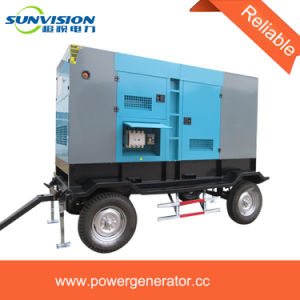 Mobile Diesel Generator 20kVA to 500kVA pictures & photos