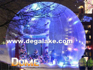New Year Inflatable Snow Globe for Christmas, Decoration pictures & photos