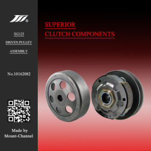 Enjoy High Reputation at Home and Abroad Xg125 Clutch Pulley Assembly pictures & photos