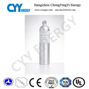 2L High Pressure Aluminum Gas Cylinder pictures & photos