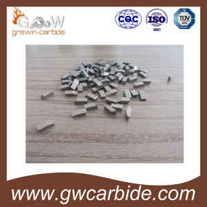 Tungsten Carbide Saw Tips for Wood Aluminium Cutting pictures & photos