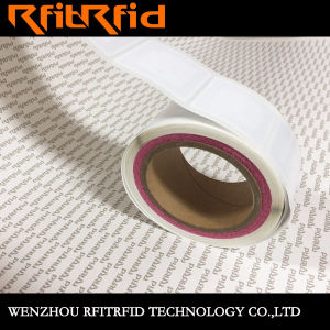 13.56MHz Custom Adhesive Stickers RFID Tags for Library Books pictures & photos