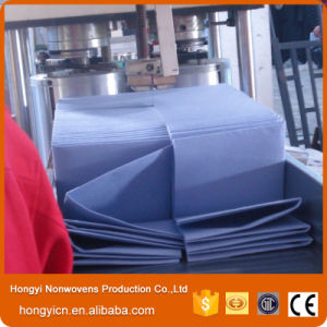 Nonwoven Fabric Cloth, Viscose and Polyester Fabric Nonwoven Cleaning Products pictures & photos