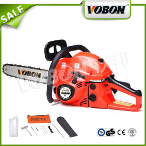 Hot Sale 96.1cc New Gasoline Chainsaw/5800 Saw and Parts pictures & photos