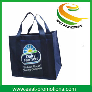 Customize Simple Style Nonwoven Shopping Bags pictures & photos