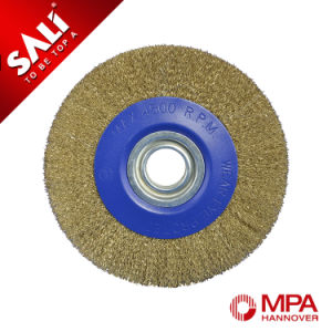 Factory Direct Round Brush Wire Brush Removing Paint pictures & photos