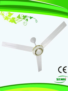 """12V DC 56"""" Solar Ceiling Fan Indoor (FC-56DC-G) pictures & photos"""