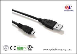 10 Feet Extra Long Micro USB to USB 2.0 Cable pictures & photos