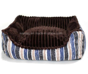 Corduroy /Oxford Design Durable Dog Bed/Pet Cat Mat House (KA00100) pictures & photos