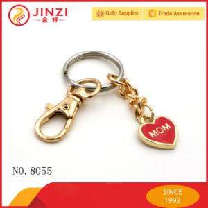 New Fashion Metal Various Keyring, Keychain, Key Holder, Split Key Ring pictures & photos