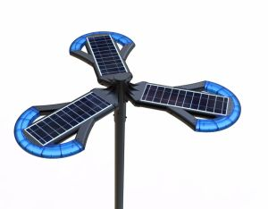 Unique Design LED Solar Street Light Landscape Lamp Outdoor Lighting with Ce FCC pictures & photos