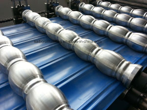 Color Steel Tile Roll Forming Machine pictures & photos