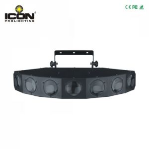 Hot Sale Cheap RGBW 7 Head Moonflower Disco Lighting (ICON-A025) pictures & photos
