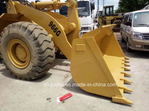 Used Cat 966g Wheel Loader /Caterpillar Loader 950g 950e 966h Loader pictures & photos
