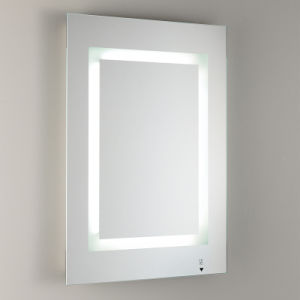Sandblasted Mirror, LED Sanded Mirror pictures & photos