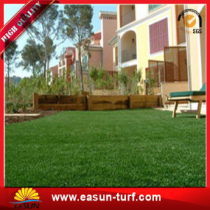 Landscape with Waterless Lawn Artificial Turf Grass pictures & photos