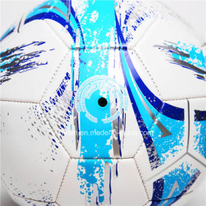 Leak-Proof Water-Resistant Clear Print Football pictures & photos