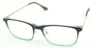 Ot17440 New Design Classical Cheap Optical Glasses Plastic Material Optics Spectacles pictures & photos