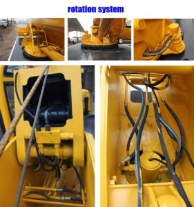 Low Noise Knuckle Boom Crane Platform with Low Consumption pictures & photos