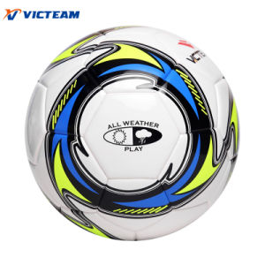 Unmatched Hardwearing Thermo Bonding Futsal Ball pictures & photos