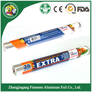 Aluminium Foil One Side Matte One Side Bright pictures & photos