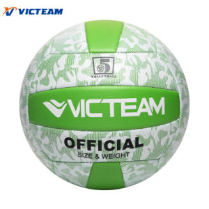 Cheap Price Good Stitching Recreation Volleyball pictures & photos
