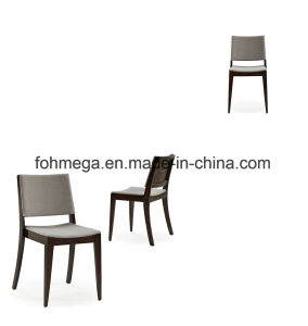 Heavy Duty Upholstery Wooden Chair for Hotel Use (FOH-17R10) pictures & photos