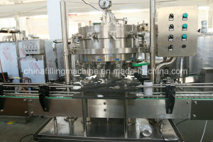 Complete Automatic Beer Filling Equipment with Ce Certificate pictures & photos