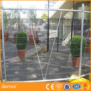 Galvanized Welded Temporary Prestige Privacy Event Fence pictures & photos