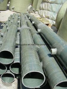 Fiberglass Spraying Pipe Featured by Corrosion Resistance pictures & photos