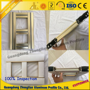 Sliding Door Aluminum Profile with Different Surface Treatment pictures & photos