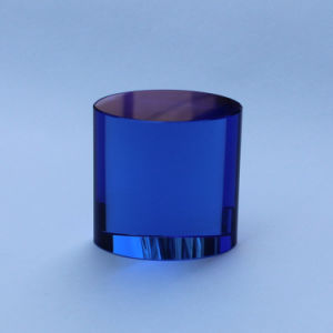 Delicate K9 Crystal Circular Cylinder, Crystal Column, Crystal Pillar pictures & photos