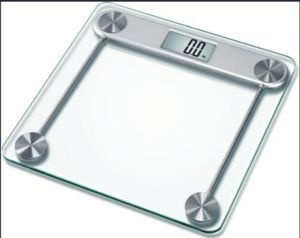 Bathroom Digital Glass Weighing Scales pictures & photos