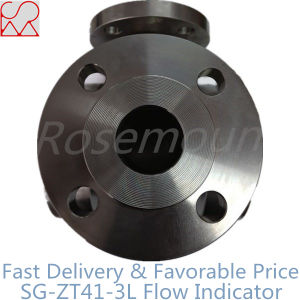 Stainless Steel Flange 90 Angle Water Sight Glass in Valve pictures & photos