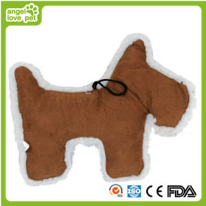 Brown Plush Toy Pet Dog Toy pictures & photos