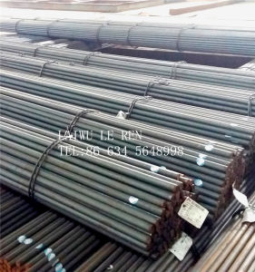Q235 Ss400 ASTM A36 Mild Steel Round Bar pictures & photos