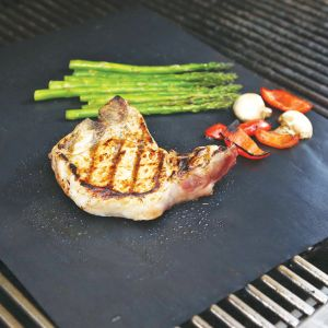 Grill Baking Mat Set Nonstick pictures & photos