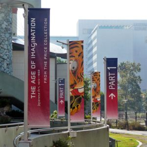 Latest Fashionable Customized Design Waterproof Double Sided Banner Printing pictures & photos