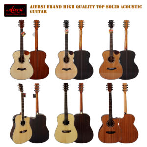 Promotional Talent Acoustic Guitar with High Quality pictures & photos