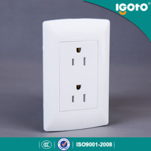 Igoto American Standard Receptacle 6 Pin Socket pictures & photos