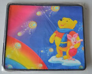 Cartoon Rubber Natural Mouse Pad Supply in Stock pictures & photos