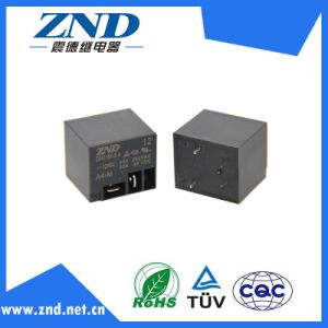 Zd4115k (T91) 4 Pin Normally Open Miniature Power Relay for Industrial&Household Appliances 30A pictures & photos