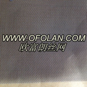 20 30 40 80 100 150 Mesh Tungsten Weaving Screen Stock pictures & photos