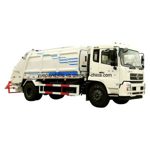 Dongfeng Best Refuse Collector Gas pictures & photos